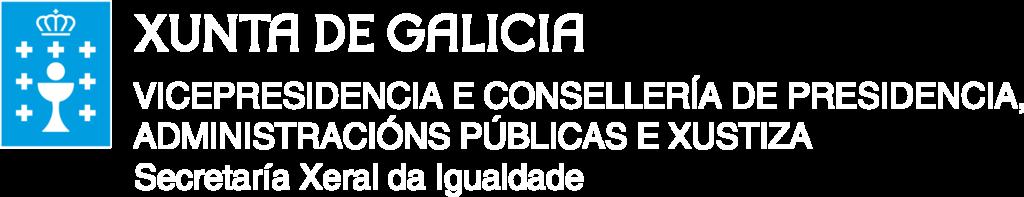Xunta de Galicia, Igualdade