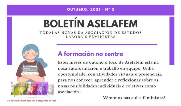 Read more about the article Boletín de outubro